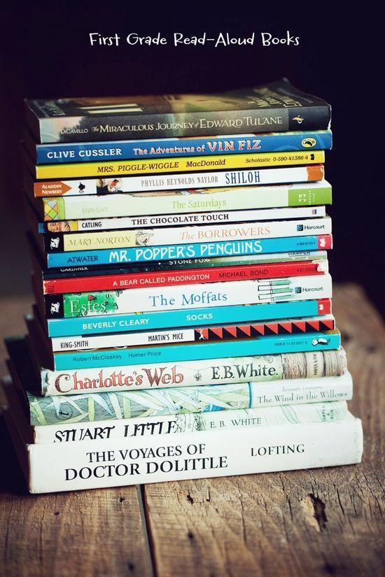 Read Aloud, 3rd Grade Chapter Books - Pinterest