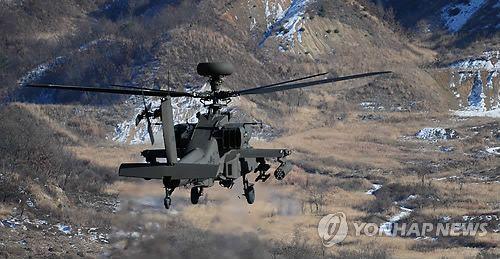 South Korea Purchases and Upgrades 36 AH-64E Apache Helicopters   Koogle TV