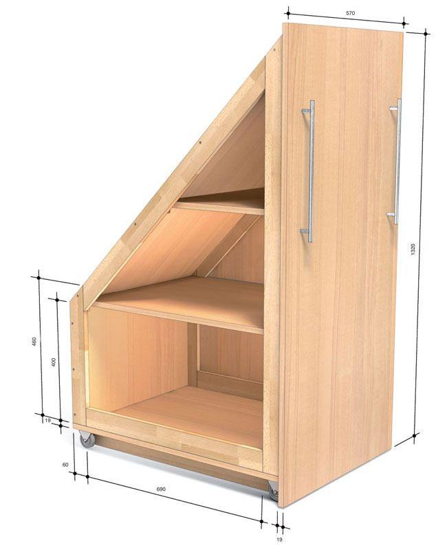 Oltre 25 fantastiche idee su armadio sottoscala su for Kit ante scorrevoli fai da te
