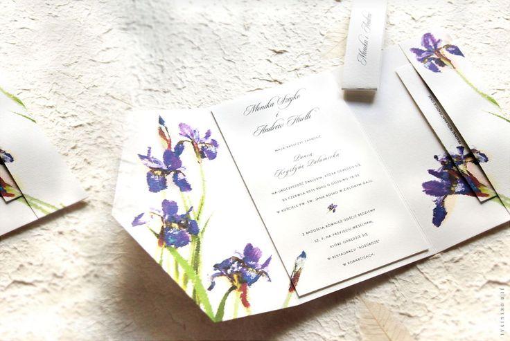 Zaproszenie ślubne / Wedding invitation