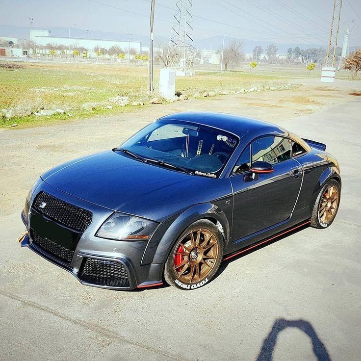 Audi TT Regula tuning