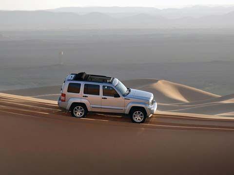 Отзывы о Jeep Cherokee (Джип Чероки)