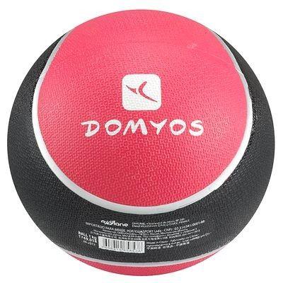 Barres de musculation Fitness, Gym, Danse - Medicine ball 1 kg DOMYOS - Matériel musculation