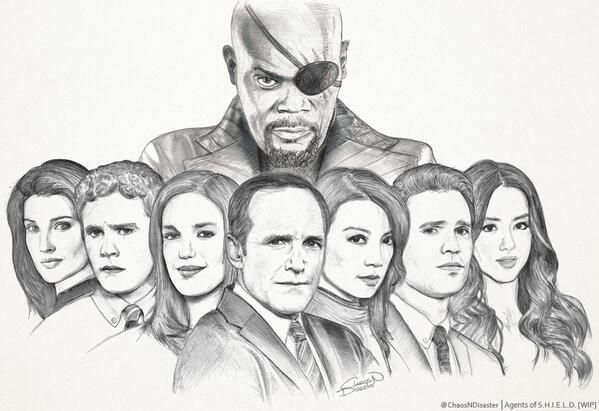 Agents of SHIELD (WIP by ChaosNDisaster)