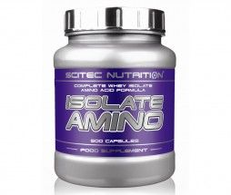 Isolate Amino 500 capsule
