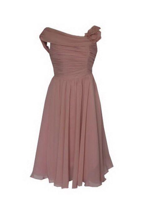 Dusky pink chiffon bridesmaid dresses uk for Dusky pink wedding dress
