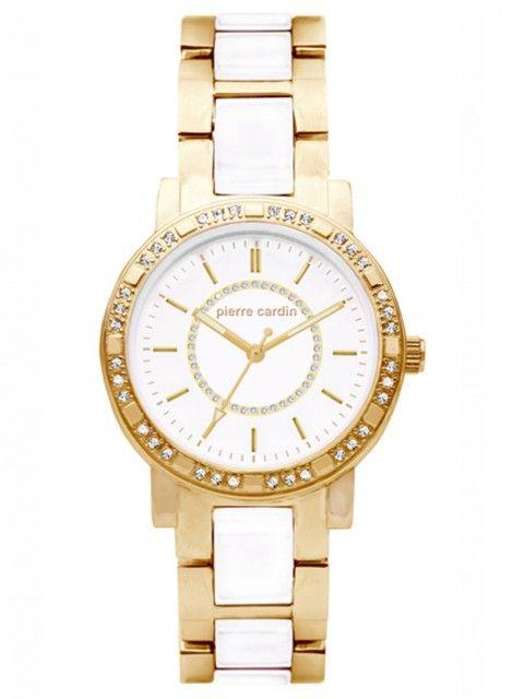 Pierre Cardin Gold Watch // 5124