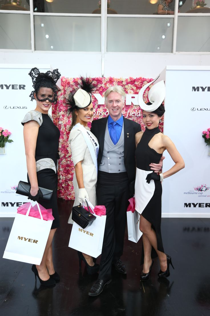 2012 AAMI Victoria Derby Day Fashions on the Field