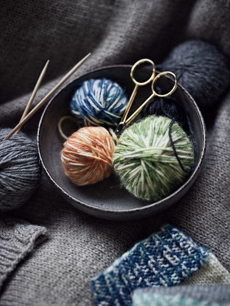 Novita's new yarns 2017, Novita 7 Brothers yarn. Photography by Riikka Kantinkoski. #novitaknits #knitting #knits https://www.novitaknits.com/en