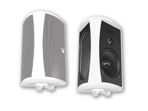 Superior The AW 6500 Outdoor Speakers Sound Great And Deliver Powerful Bass When  Mounted Horizontally With The