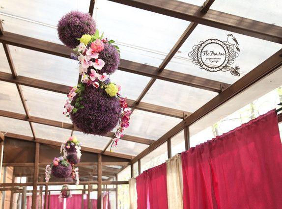 летняя веранда украшение кафе кондитерской цветочное декор цветы флористика крендель кемерово декор дизайн www.flofra.ru.jpg 4