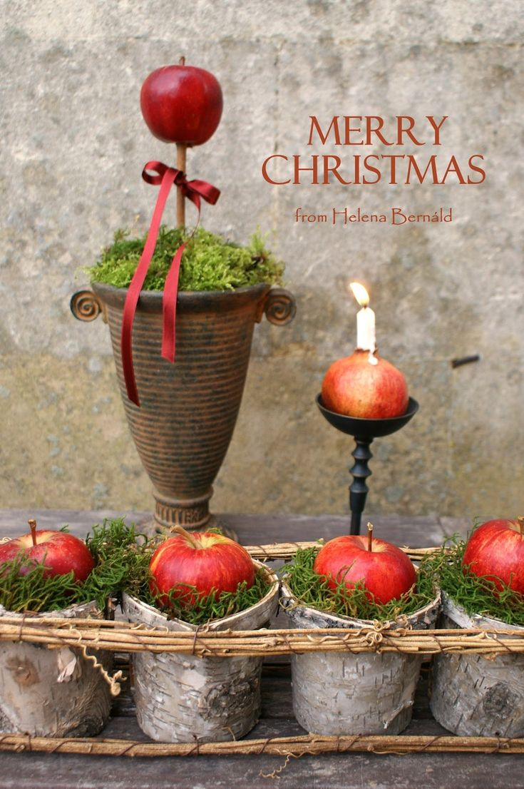Swedish Christmas Vignette |The Swenglish Home