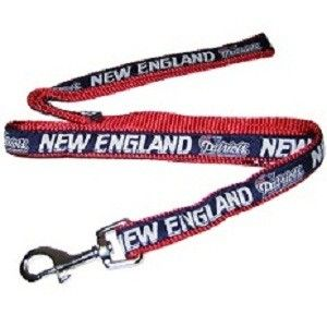 Shop where every purchase helps shelter pets! New England Patriots Dog Leash - Ribbon - from $15.950000