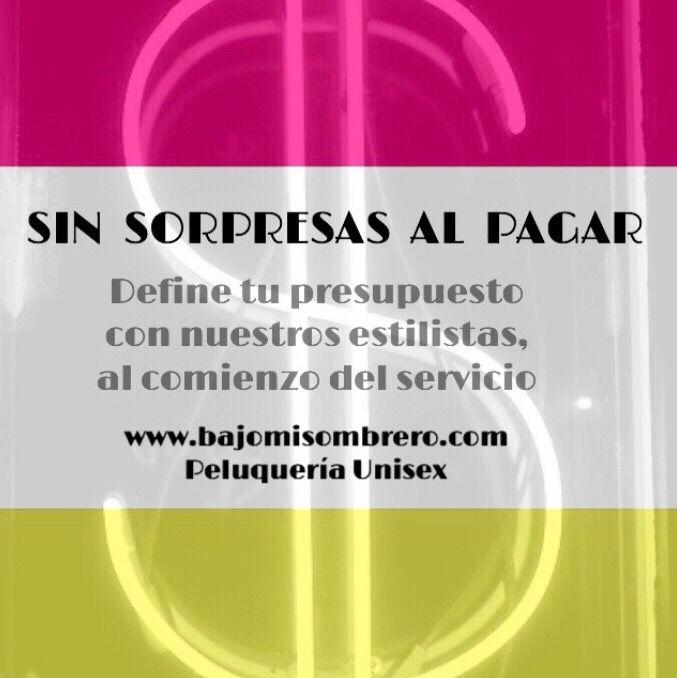 Definimos tu presupuesto antes de comenzar los servicios ¡Sin sorpresas al pagar! #pagar #dolar #precio #perruqueria   #peluqueria #peluquería #peluquerias #peluqueriabarcelona #barcelona #barcelonagram #barcelonamola #bcn #tinte #cortesdepelo #cortedepelo #corte #peinados #balayage #mechas #mechascalifornianas #mechasplatinadas #ritual #tratamientocapilar #kerastase #goldwell #presupuesto