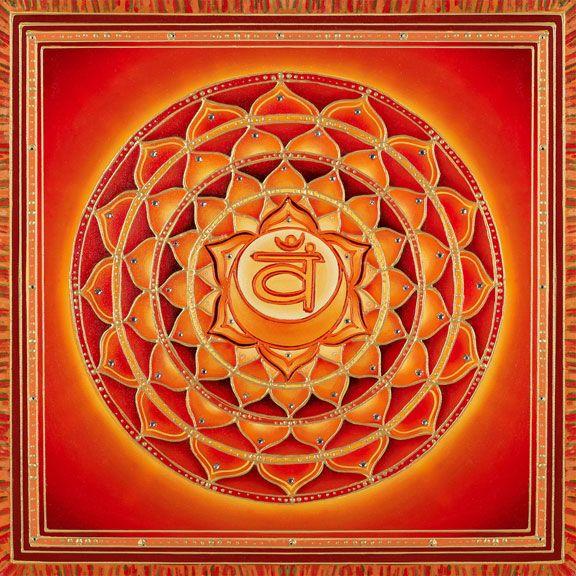 2nd Chakra Light