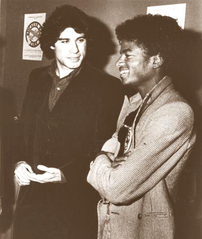 Michael & John Travolta 3