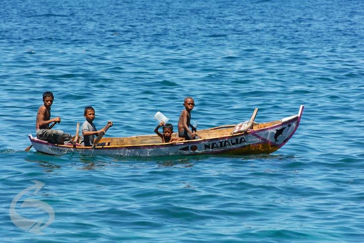 Flores Island. Photo by: Riza marlon