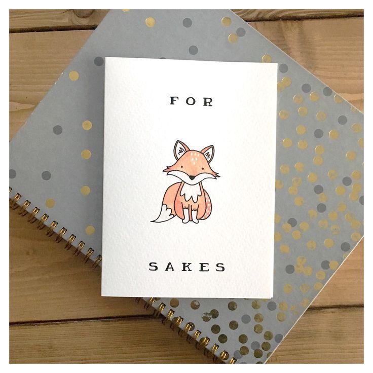 For Fox Sakes 🦊