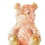 Alexander MCQueen bear PUDSEY BEAR: L'ORSACCHIOTTO PIÙ BUONO DEL MONDO DIVENTA GLAM