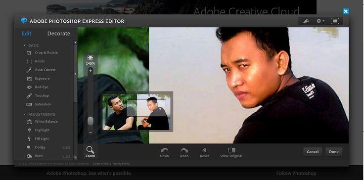 Situs Edit Foto Online Gratis yang Paling Bagus, Simpel dan Gampang - http://www.ngegas.com/situs-edit-foto-online-gratis/