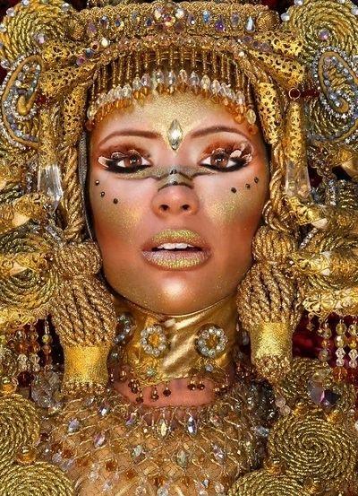 Miss Universe 2011, Best National Costume winner - Miss Panama