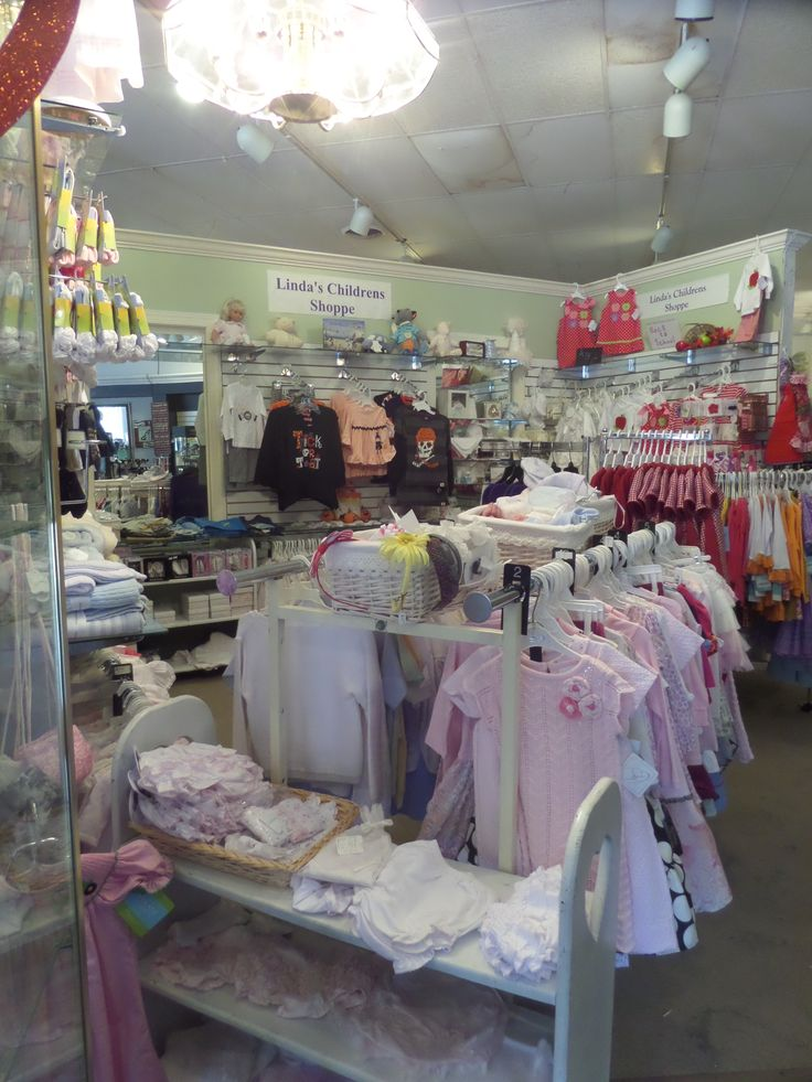 Linda's Childrens Shoppe formerly of Matthews is now located inside HomeStyles Gallery. Find the most beautiful styles from preemies to preteens. Stop by and meet Jill, the owner, who can help you find the perfect outfit for your little one. #minthillchildren #minthillbaby #minthillkids #minthillkidsclothing #babygirl #babyboy #homestylesgallery #lindaschildrensshopppe