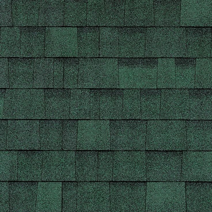 Best Owens Corning Oakridge 32 8 Sq Ft Chateau Green Algae Resistant Laminated Architectural Roof 400 x 300