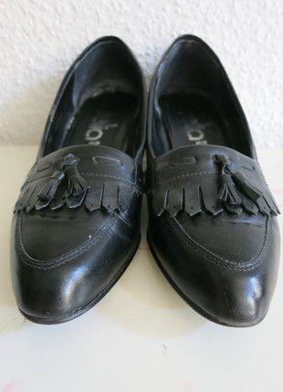 Kaufe meinen Artikel bei #Kleiderkreisel #kiltie #absatzschuh #echtleder #vintage #pumps #loafer #halbschuh #granny #boho #nerd #tasselloafer #gabor http://www.kleiderkreisel.de/damenschuhe/halbschuhe/64445630-tasselloafer-boho-college-schuh-kiltie-absatzschuh-echtleder-vintage-pumps-loafer-halbschuh-granny