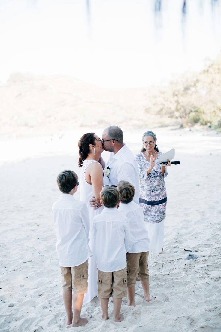 Family Love - Cabarita Beach Wedding - Northern NSW
