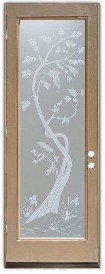 9 best Sandblasting front door images on Pinterest Doors Glass