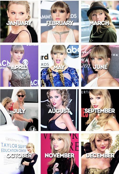 Taylor Swift - 2013