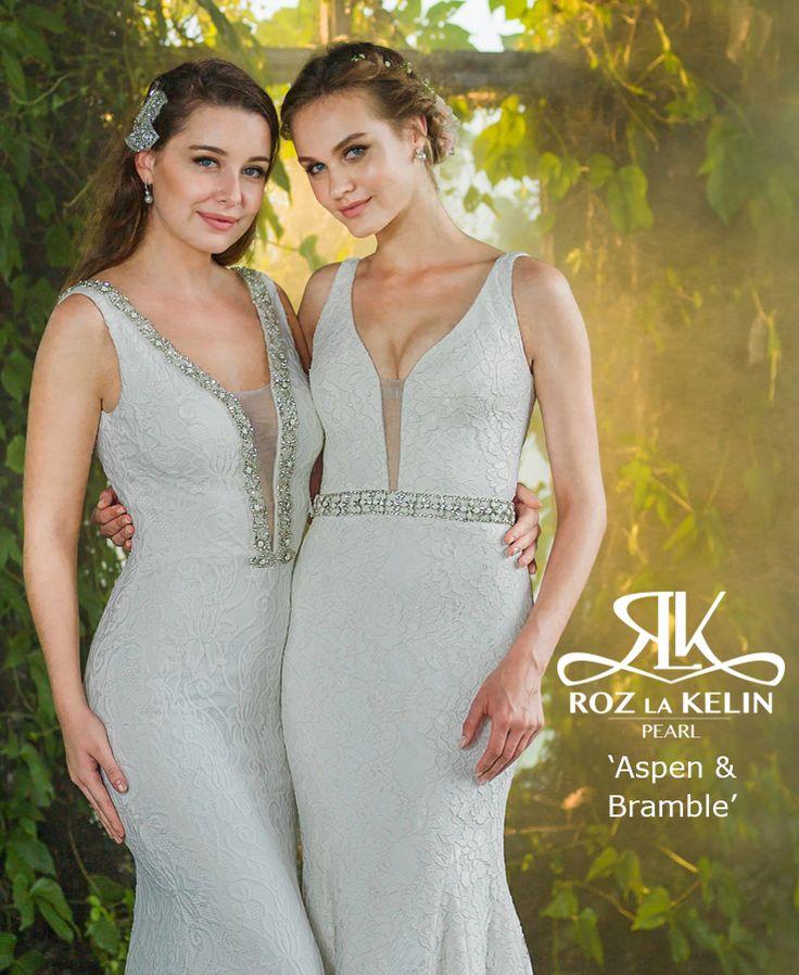 Bramble & Aspen l Roz la Kelin Pearl Collection