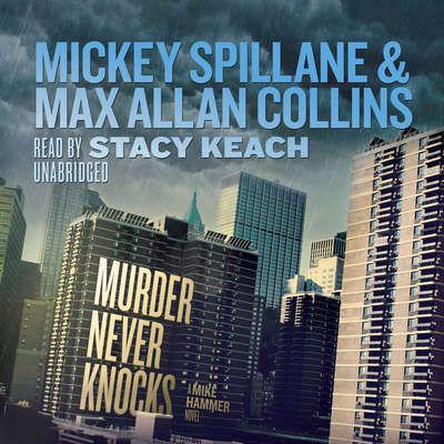 Nominee Audiobook Narration – Crime & Thriller, Best Narrator  Narrator: Stacy Keach