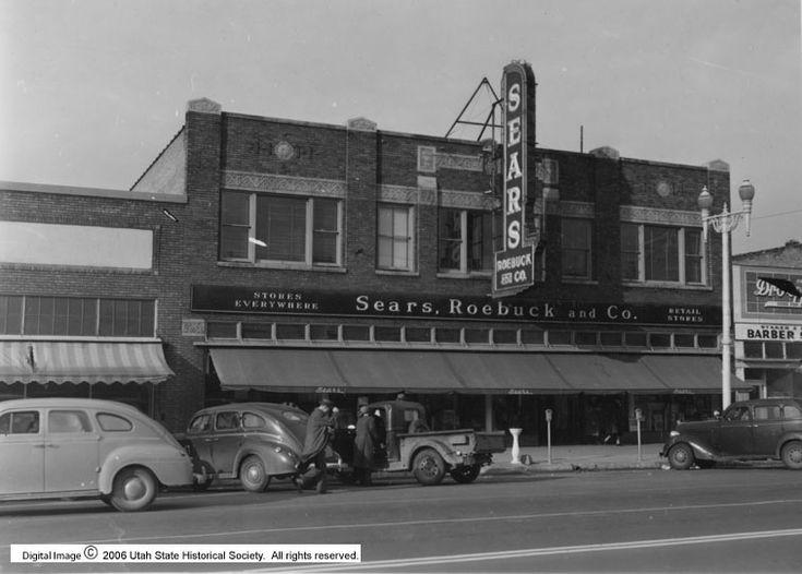 Sears & Roebuck Co., Ogden, Utah