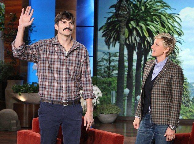 http://chicagofabulousblog.com/wp-content/uploads/2013/11/The-Ellen-Show-X-Ashton-Kutcher.jpgWatch full episode after the break..    http://chicagofabulousblog.com/
