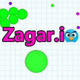 Zagar.io games ! New agario