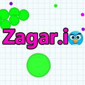 Zagar.io games ! New agario