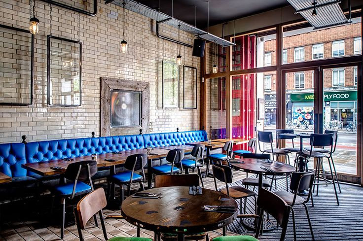 The Fire Station Waterloo - Restaurant - London