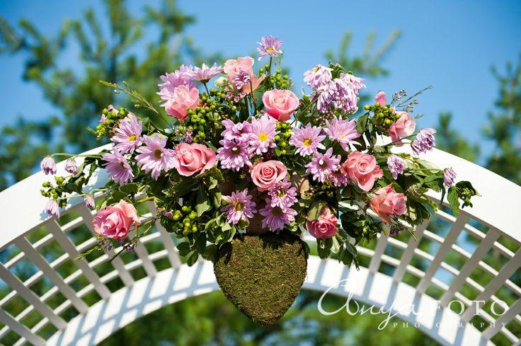 Wedding Ceremony Decor anyafoto.com #wedding, outdoor wedding, outdoor wedding ideas, wedding ceremony decor ideas, spring flowers, wedding arch