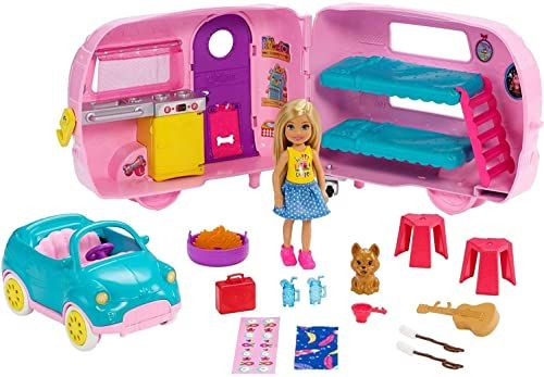 New Barbie Club Chelsea Camper Best Online Furniture Store 24 99 Buytopfurniture Fashion Is A Popular Style In 2020 Club Chelsea Chelsea Doll Barbie