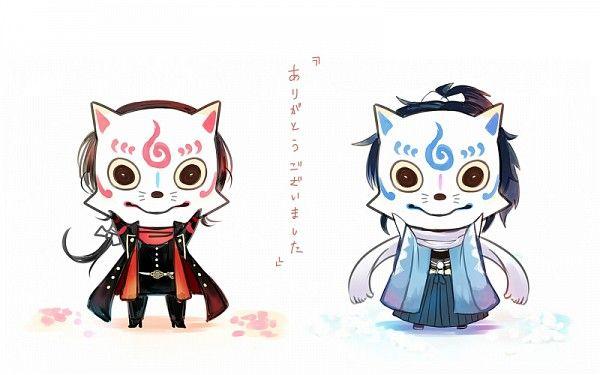 Yamato no Kami Yasusada, Kashuu Kiyomitsu
