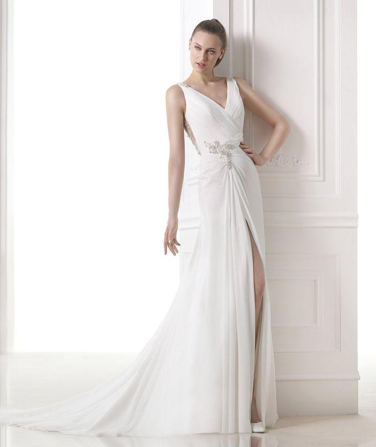 Best cfcdfedaffafc elegant wedding dress wedding dresses