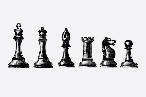 chess piece tattoo - Google Search bishop