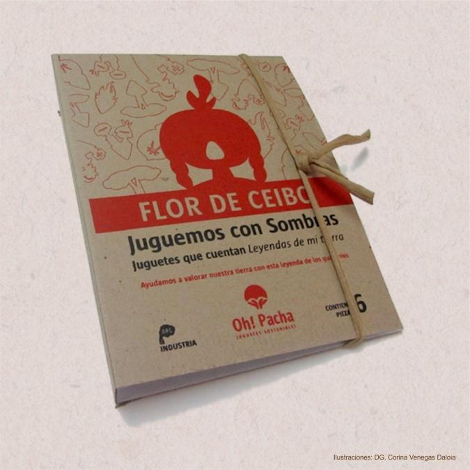FLOR DEL CEIBO Juguemos con Sombras | Feria Central