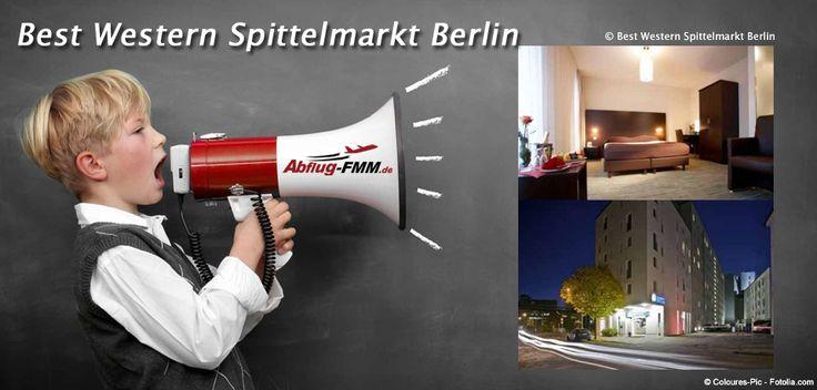 Berlin: Hotel Best Western SpittelmarktBerlin - Berlin - wir fliegen nach BERLIN. Unsere Empfehlung: Flug und Hotel Best Western am Spittelmarkt zusammen buchen. Hier die Angebote dazu: http://www.abflug-fmm.de/angebote/berlin-best-western-spittelmarkt/