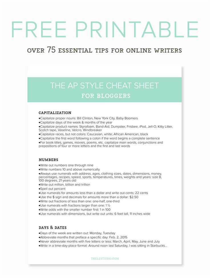 Album names ap style manual