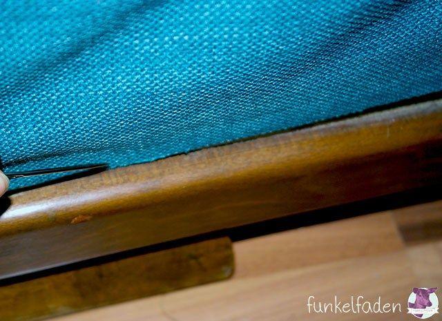 DIY Aus Einem Alten Sofa Wird Ein Traumsofa Anleitungen Do It Yourself Daybed Neu Beziehen Upcycling