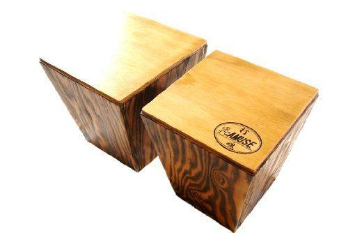 AMUSE Cajon Cabongo 木 製 ボンゴ 木の 楽器 カボンゴ ABO4-Z1 (ゼブラ(Dakon type1)) AMUSE, http://www.amazon.co.jp/dp/B00JUGJ8IU/ref=cm_sw_r_pi_dp_Qw2Ctb1DSD0VG