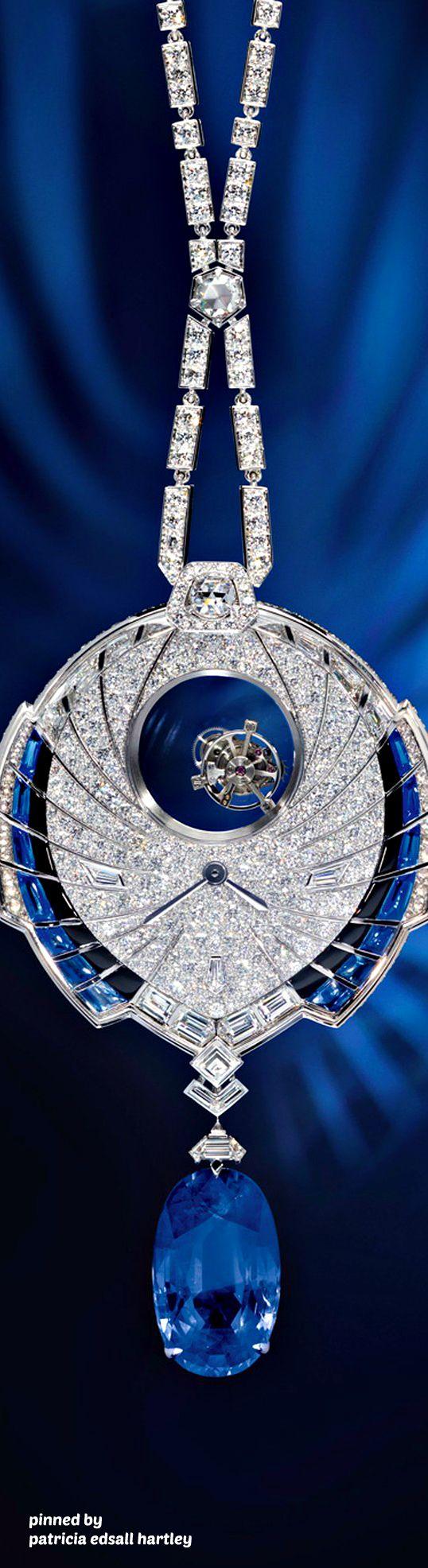 Cartier's pendant watch                                                                                                                                                                                 More