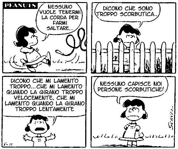 lucy scorbutica :-)